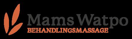 Mams Watpo Behandlingsmassage Logo